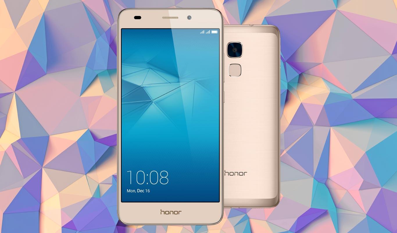 The new Huawei Honor 5C with Kirin 650