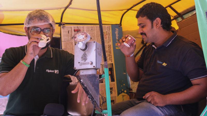 Imran Flipkart Chai