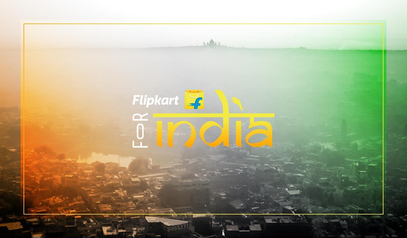 Flipkart For India dedicates the festive season to India's brave heroes