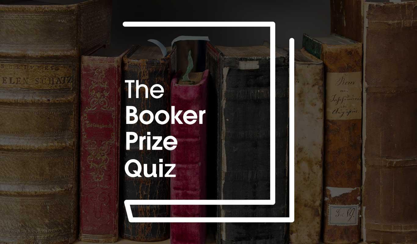 #FlipkartBookerQuiz — Read to win!