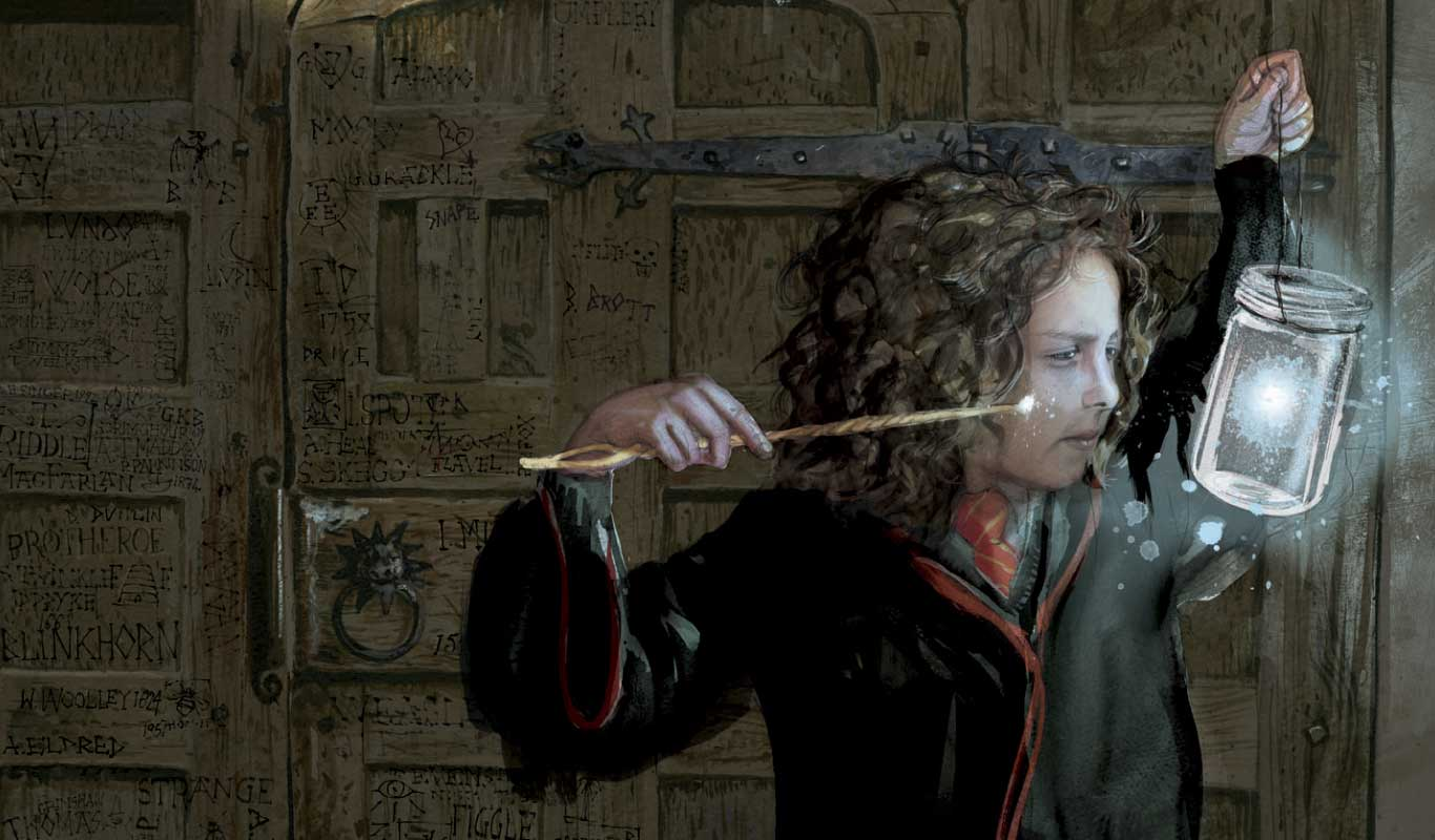 Relive the Hogwarts magic with these Harry Potter illustrated editions