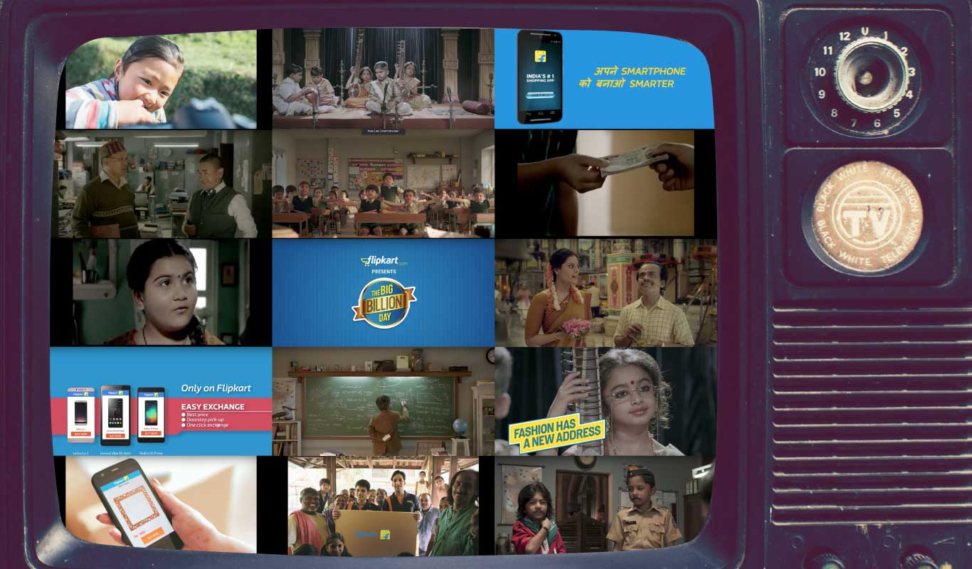 #FlipkartBIG10 Throwback – Revisit these path-breaking Flipkart ad campaigns