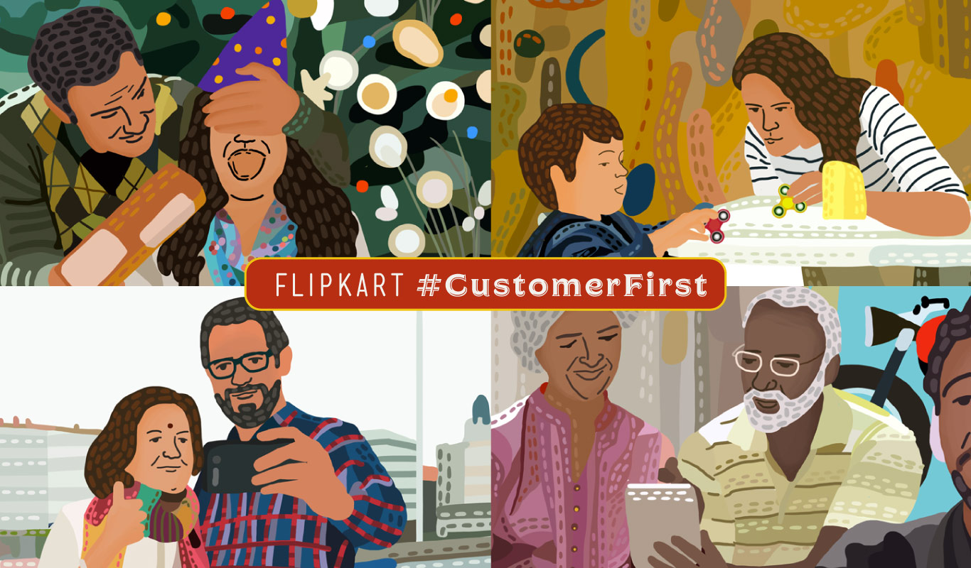 #CustomerFirst – The 5 best Flipkart customer stories of July 2017