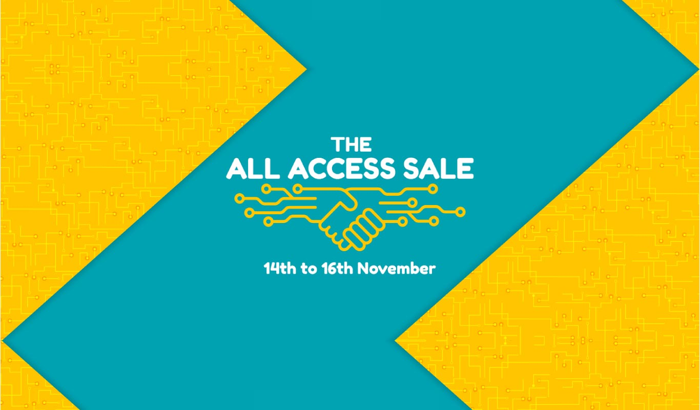 The Flipkart All Access Sale — it's time to upgrade your gadgets!