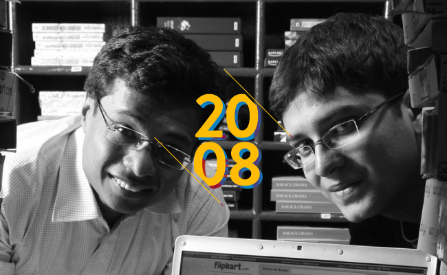 2008   Building blocks – Putting the Indian customer first