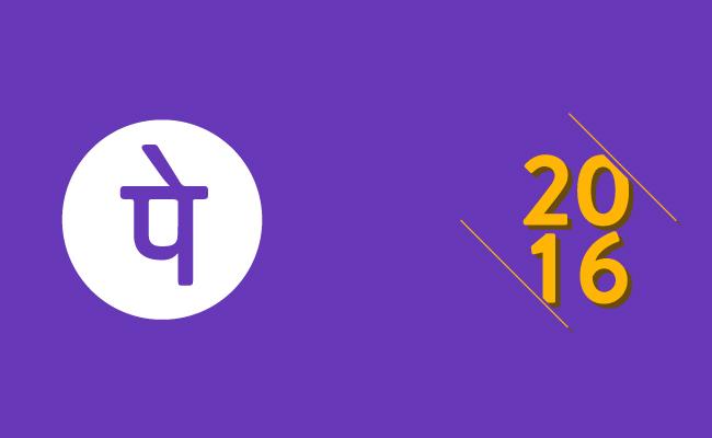 2016 – Flipkart crosses 100 million registered users