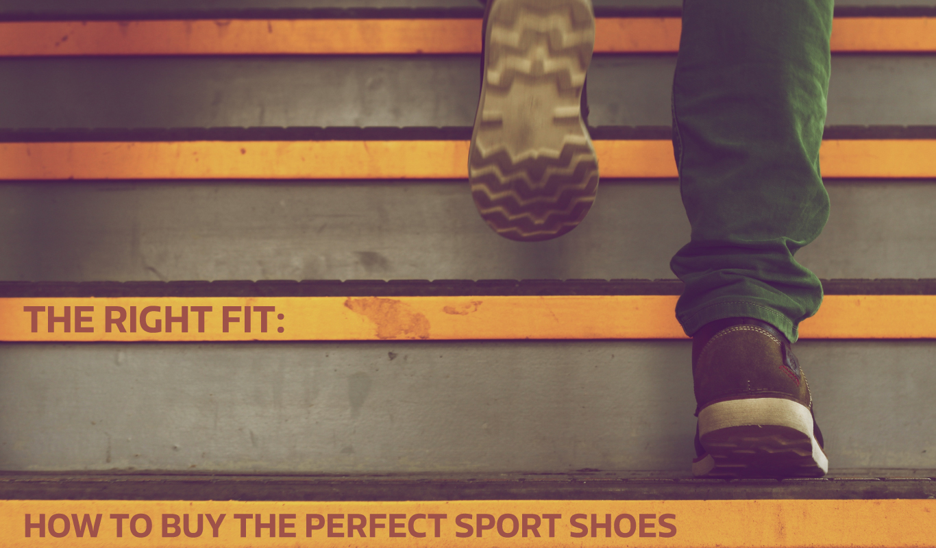 Sport shoes that fit the game – Choosing the right one