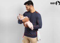Ready Daddy sweatshirt — The all-purpose superhero suit for Penguin Dads!