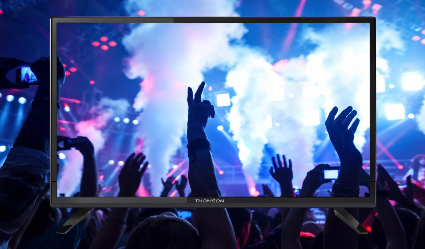 Thomson LED Smart TV — the finest entertainment experience