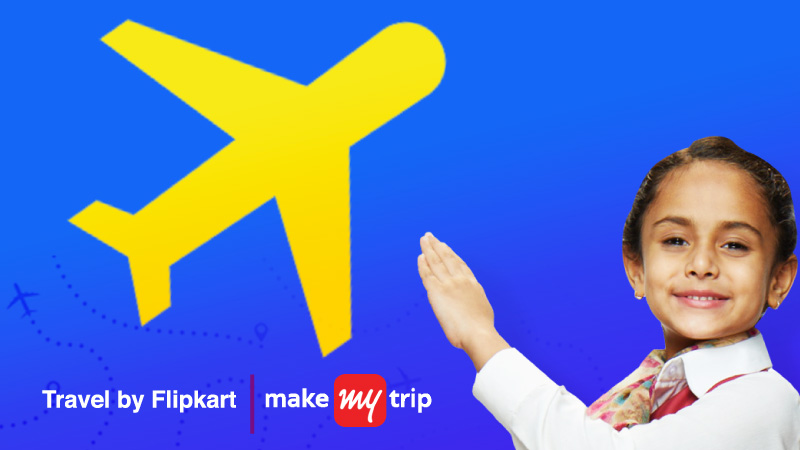 Travel plans? Flipkart makes flight bookings fast, secure and… awesome!