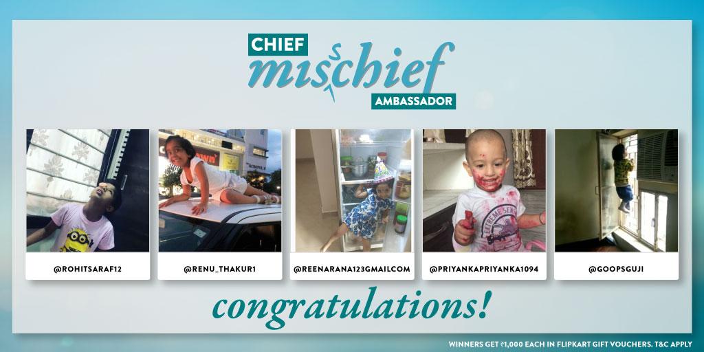 chief misschief ambassador