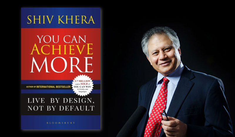 Interview: Shiv Khera on his new book, humble beginnings & staying motivated