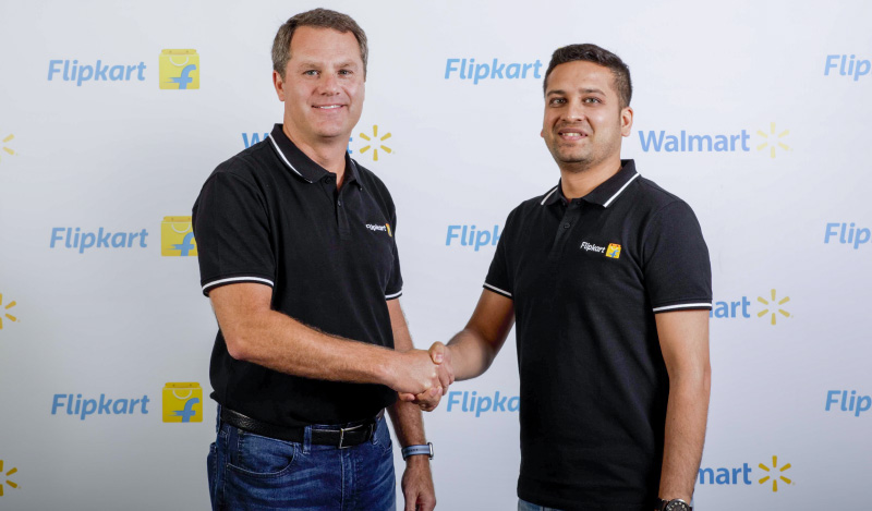 Walmart to invest in Flipkart Group, India's innovative e-commerce company
