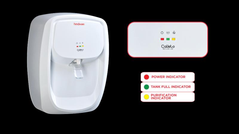 calisto water purifier