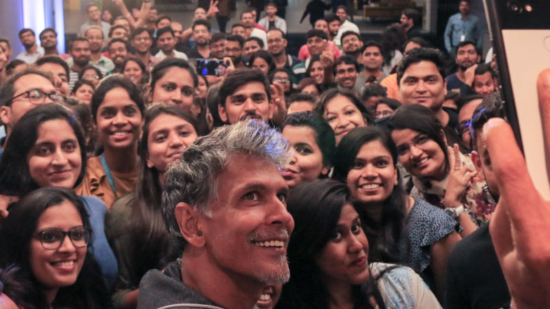 Age is just a number, not an excuse: Milind Soman wants you to #ChooseYourAge