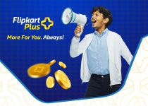 Loyal Flipkart Customer? Reward yourself with the benefits of Flipkart Plus!