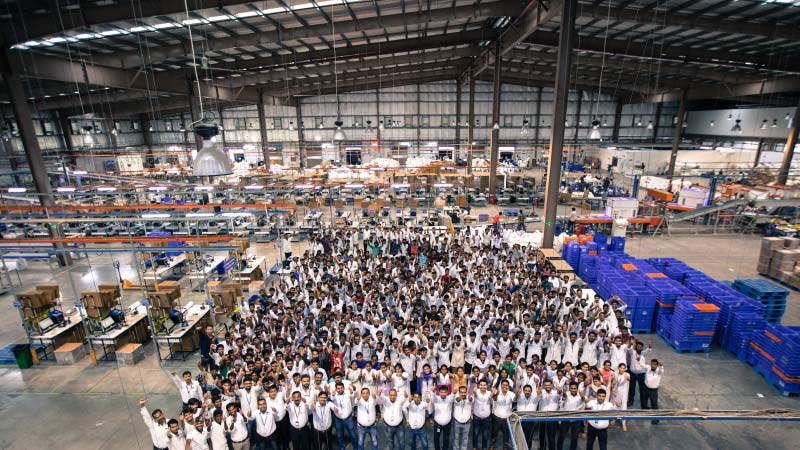 Inside India's happiest warehouse — friendship, hope and the great Indian dream