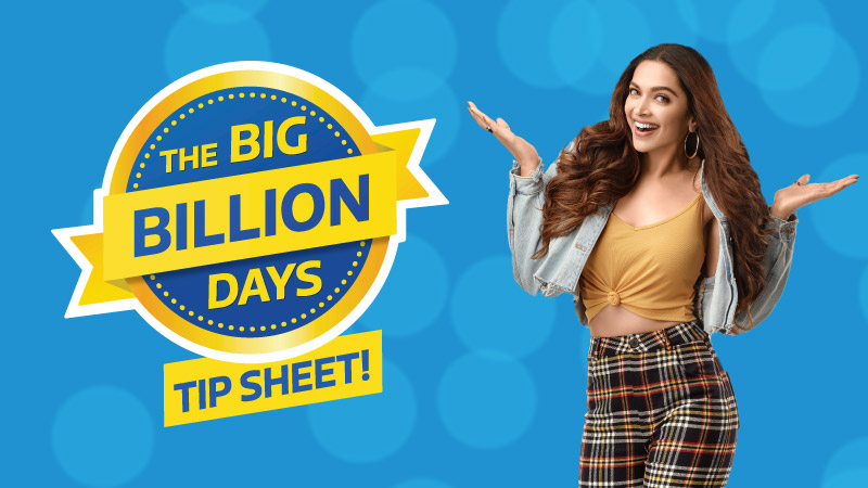 Flipkart Big Billion Days Offers