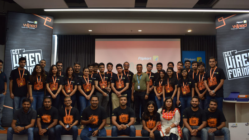 Flipkart WiRED 2018 – How the top Business Schools got WiRED for India