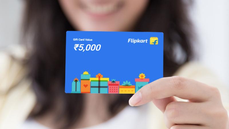 Get, set, shop! Your guide to using Flipkart EGVs or Gift Cards
