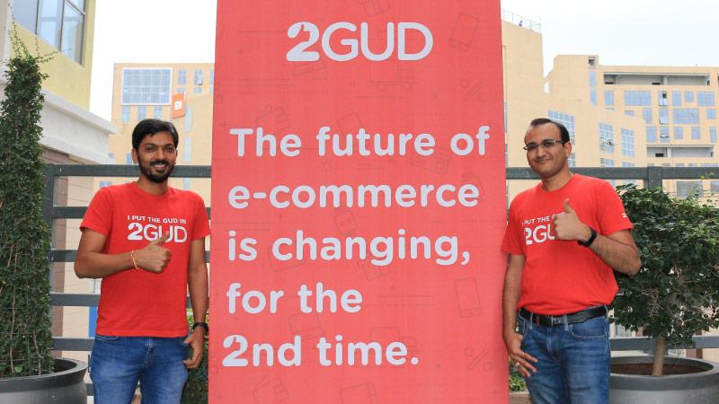 2GUD by Flipkart - E-commerce value platform for refurbished mobiles and electronics