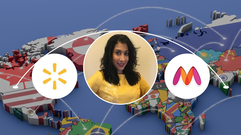 In Canada, Walmart and Myntra are bringing India closer to Indians