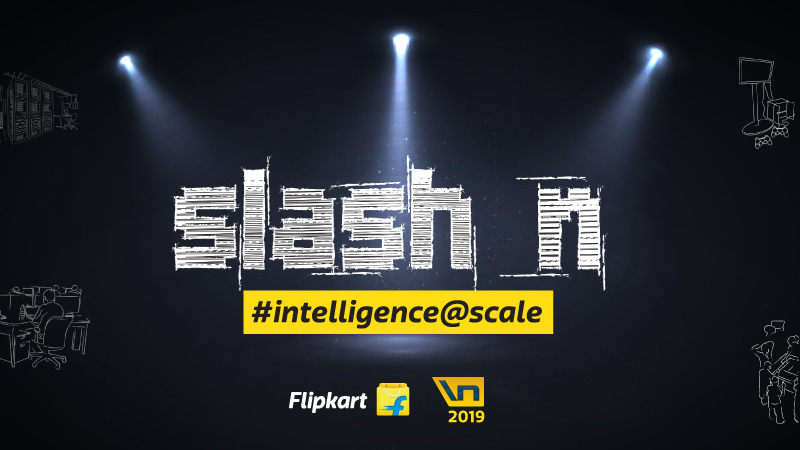 Geek out at Flipkart's slash n 2019 — 10 tech talks to look out for!
