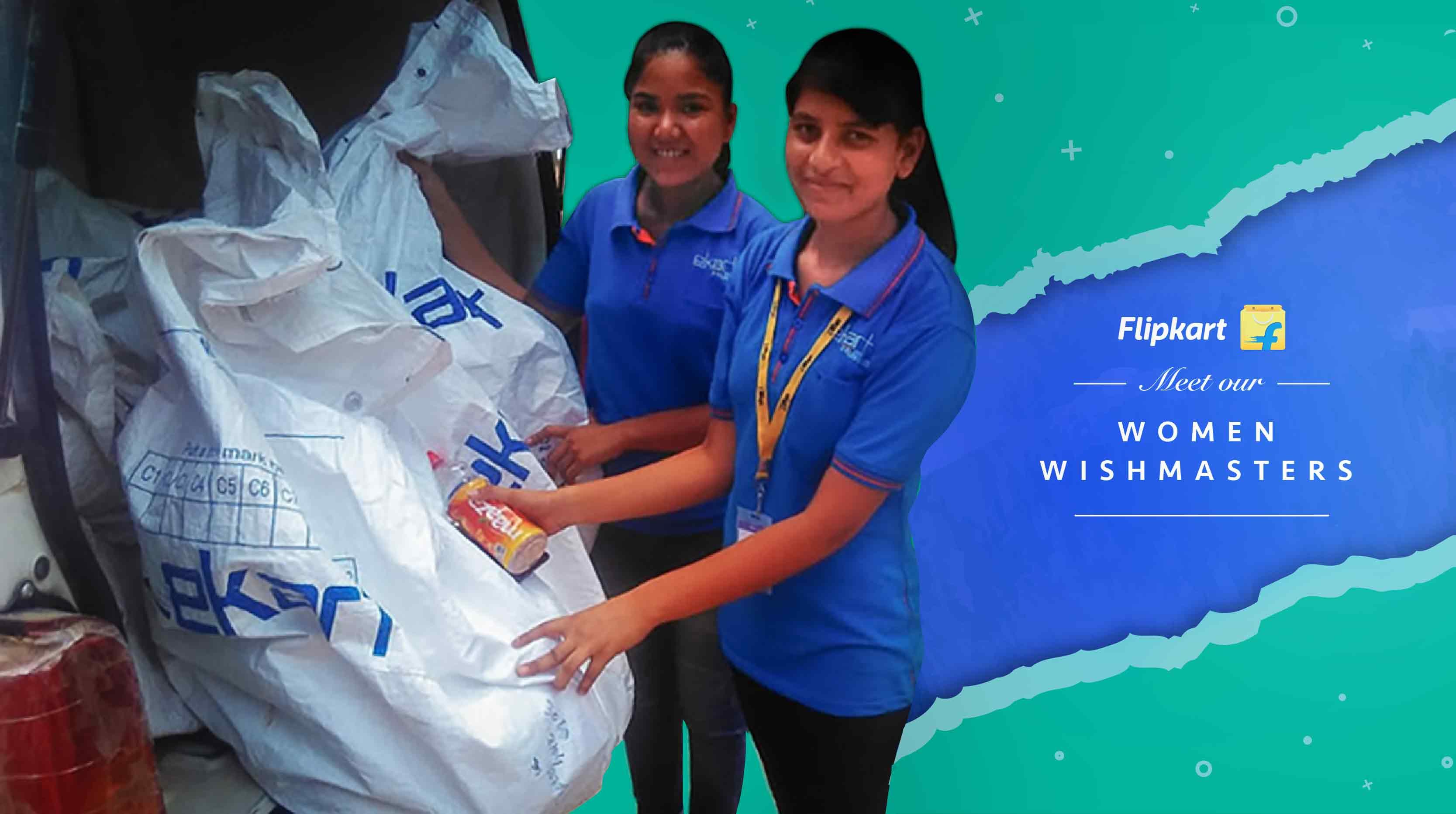 Flipkart's women in blue – meet the Wishmasters bringing joy to Gurugram!