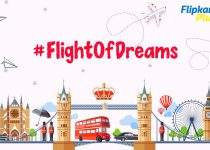 With Flipkart Plus, 2 lucky customers took off on a #FlightOfDreams