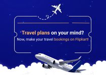 Travel plans? Flipkart & ixigo make flight bookings quick and easy with SuperCoins