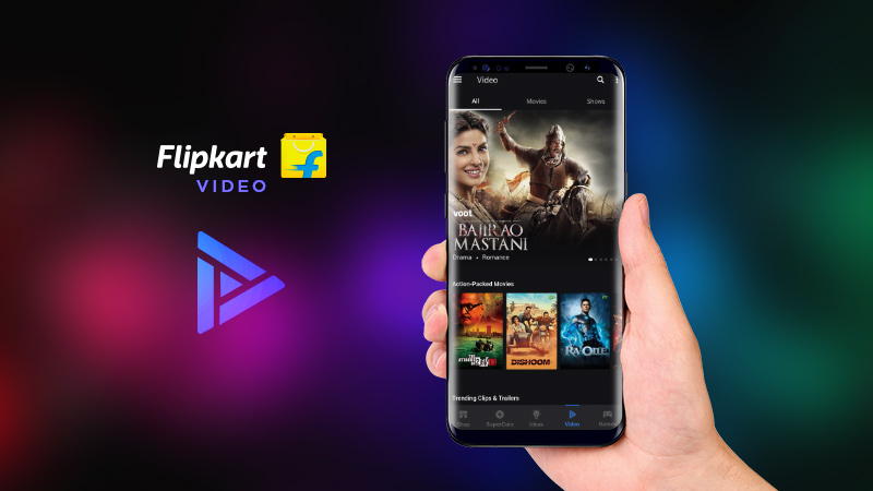 Flipkart Video: 5000+ TV shows and movies at your fingertips right on the Flipkart app