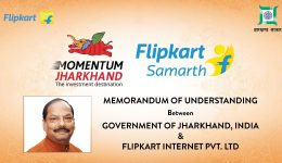 Flipkart-Jharkhand-MOU-banner