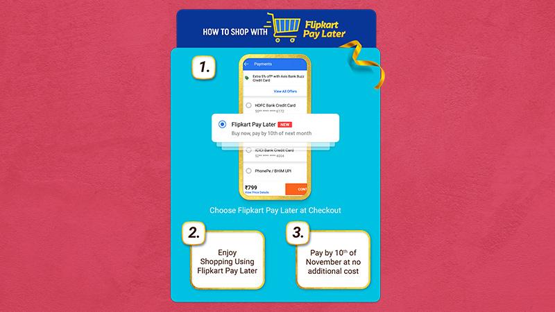 Flipkart Pay Later