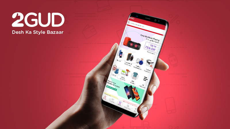 2GUD redefined: Now shop for brand new or refurbished products at the best prices!