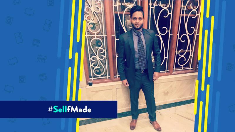 #Sellfmade – His first job at Flipkart inspired Mohammed Abrar to become a Flipkart seller