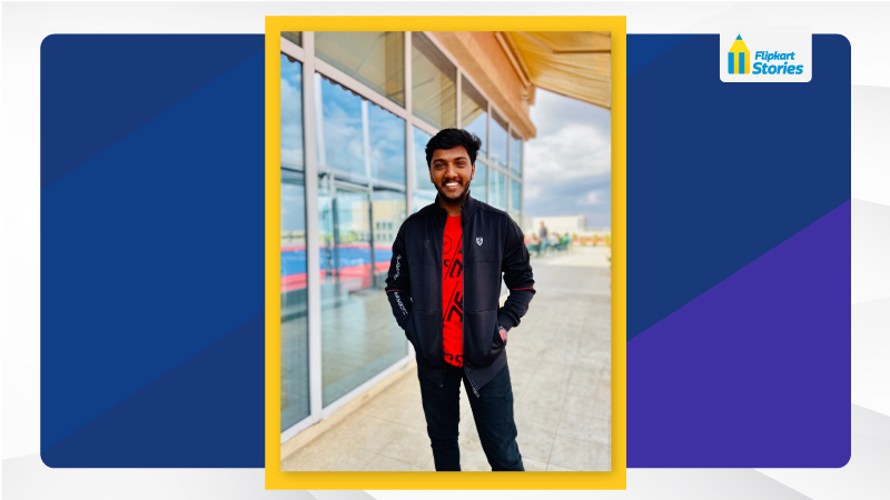 Building bonds and finding solutions: How Prajwal R delights Flipkart customers