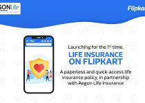 Insurance on Flipkart: Get life cover with zero paperwork and no medical tests!
