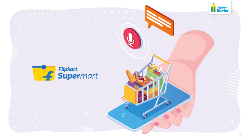 Talk to your app to buy groceries: 5 simple steps to shop using Flipkart voice assistant
