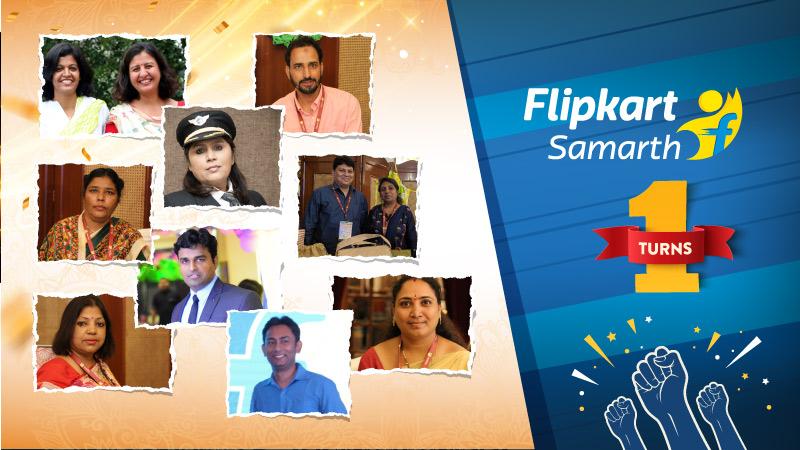Flipkart Samarth turns 1: empowering the livelihoods of artisans, weavers & micro-enterprises across India