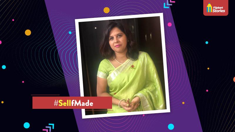 # સેલ્ફમેડ: દિવસના 5 ઓર્ડરથી લઈને 700 ઓર્ડર સુધી, આ મહિલા ઉદ્યોગસાહસિક કહે છે કે ફ્લિપકાર્ટ શ્રેષ્ઠ બિઝનેસ નિર્ણય હતો!
