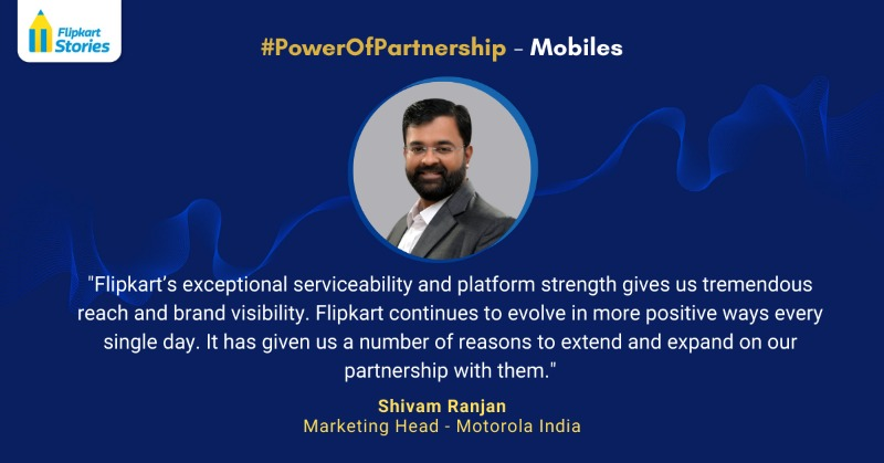 Shivam - Motorola - Mobile Partnerships