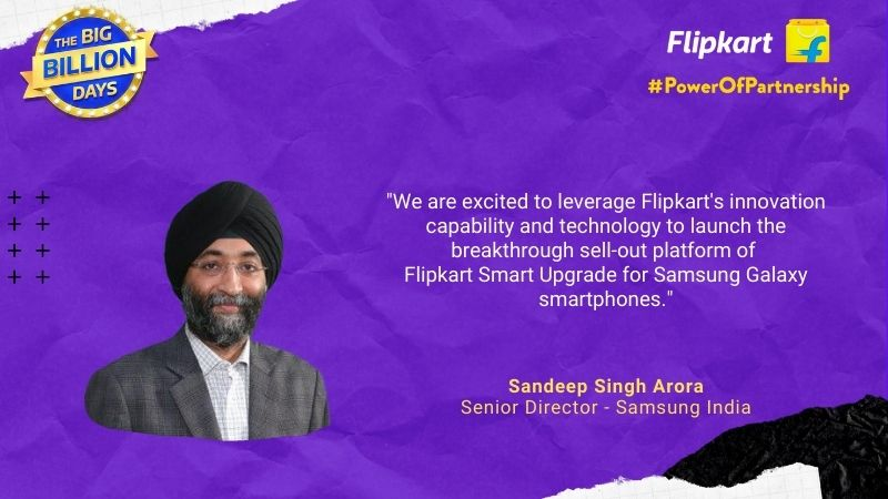Sandeep Singh, Mobile Partnerships, Samsung