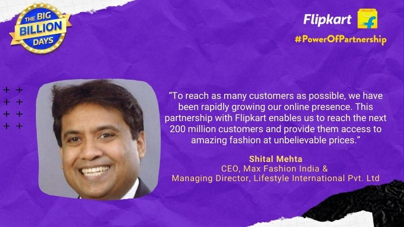 Power Of Partnership - Shital Mehta, CEO, Max Fashion India & Managing Director, Lifestyle International Pvt. Ltd