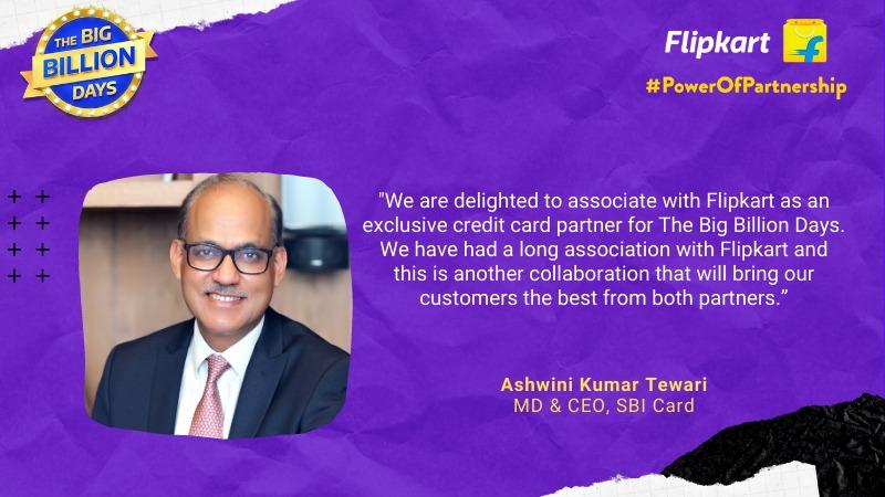 Power Of Partnership - Ashwini Kumar Tewari, MD & CEO, SBI Card