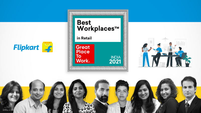 'How many organizations talk about empathy?' Flipsters on everything that makes Flipkart a  Great Place to Work