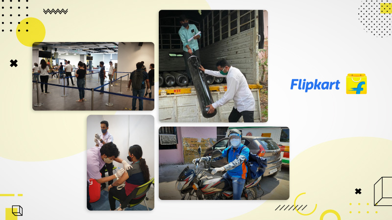 Employee and empathy first: From vaccinations to outreach, here's how we're navigating COVID-19 challenges at Flipkart