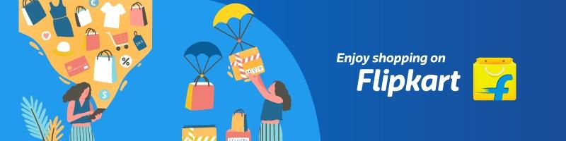 Enjoy shopping on Flipkart