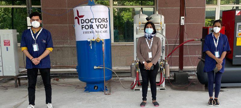 Oxygen_plant_GIMS_Noida_2