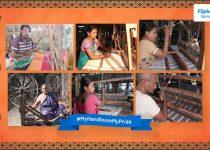In Andhra Pradesh, handloom weavers preserve century-old traditions and thrive with Flipkart Samarth