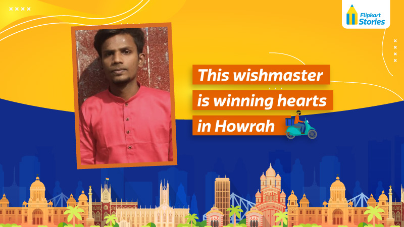 Hurrays in Howrah: Disability won't dampen this Wishmaster's zest to be the best